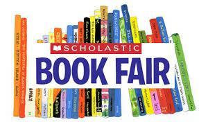 Scholastic Book Fair and Books