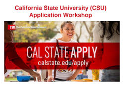 Cal State Apply