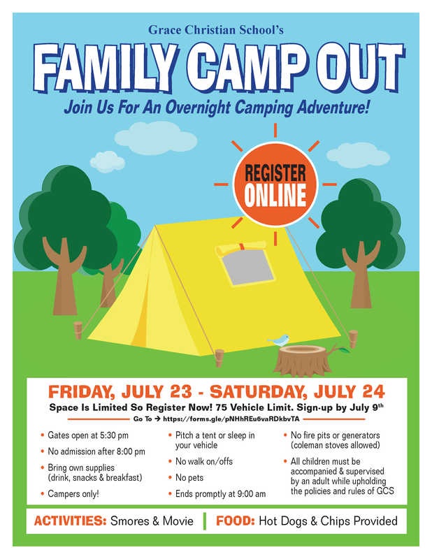 Family Camp Out Featured Photo