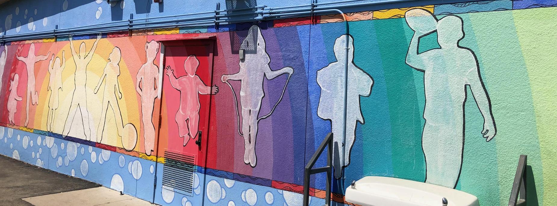 andasol yard mural