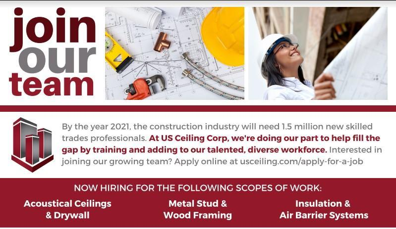 us ceiling corp