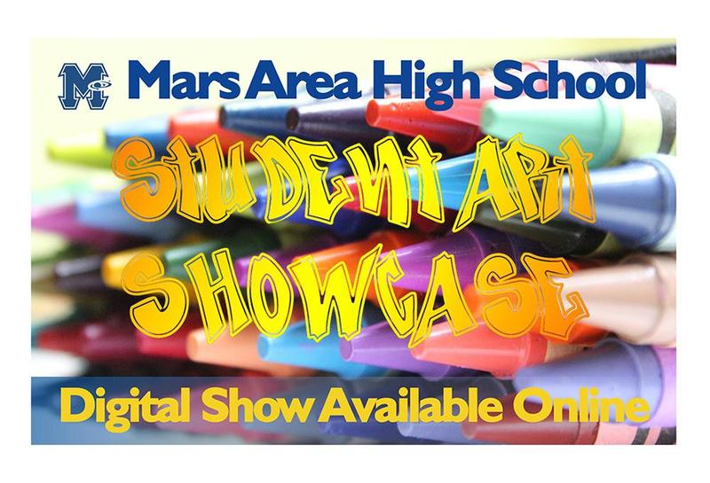 Digital Mars Area High School Student Art Showcase