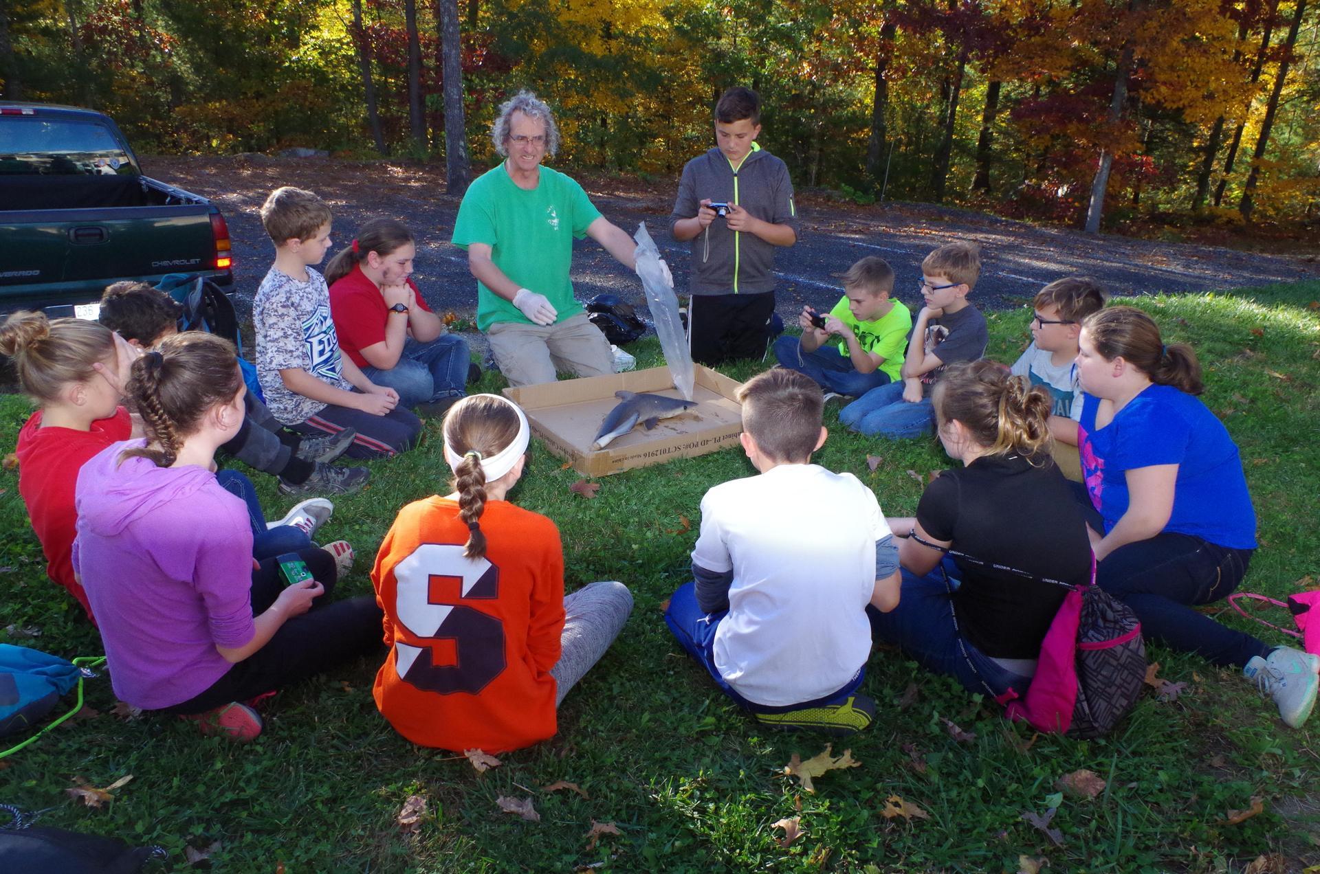 Nature's Classroom