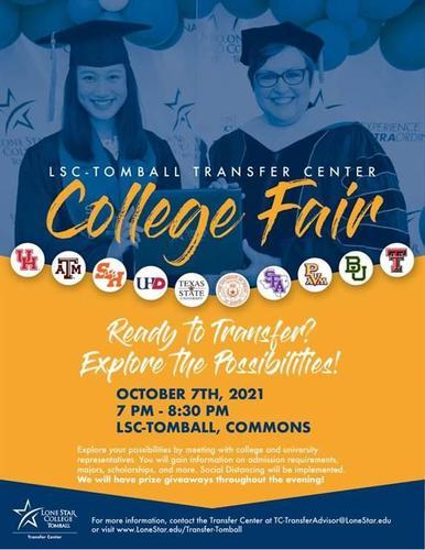 LSC Fall College Fair