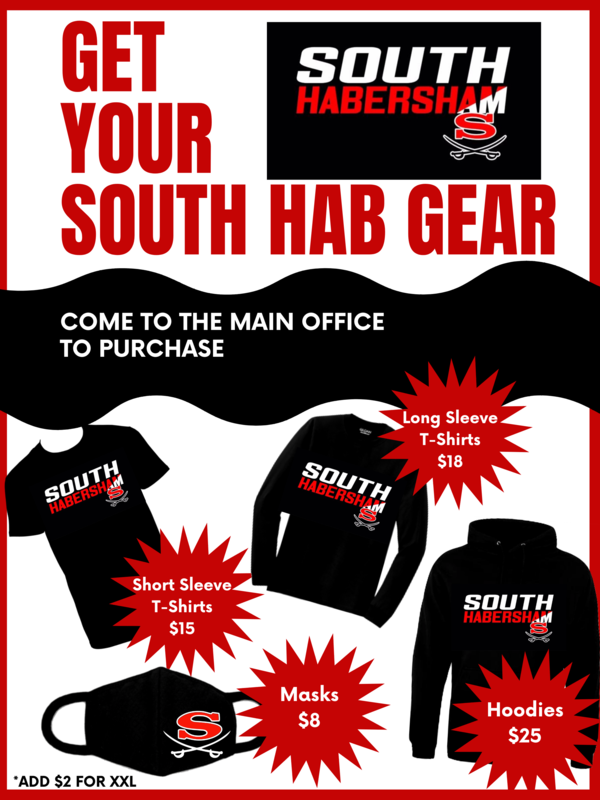 South Hab Gear Order Form