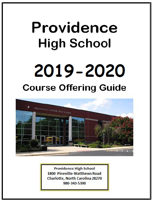 Course Offering Guide Front Page Image
