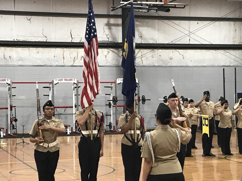 Northeast High School JROTC
