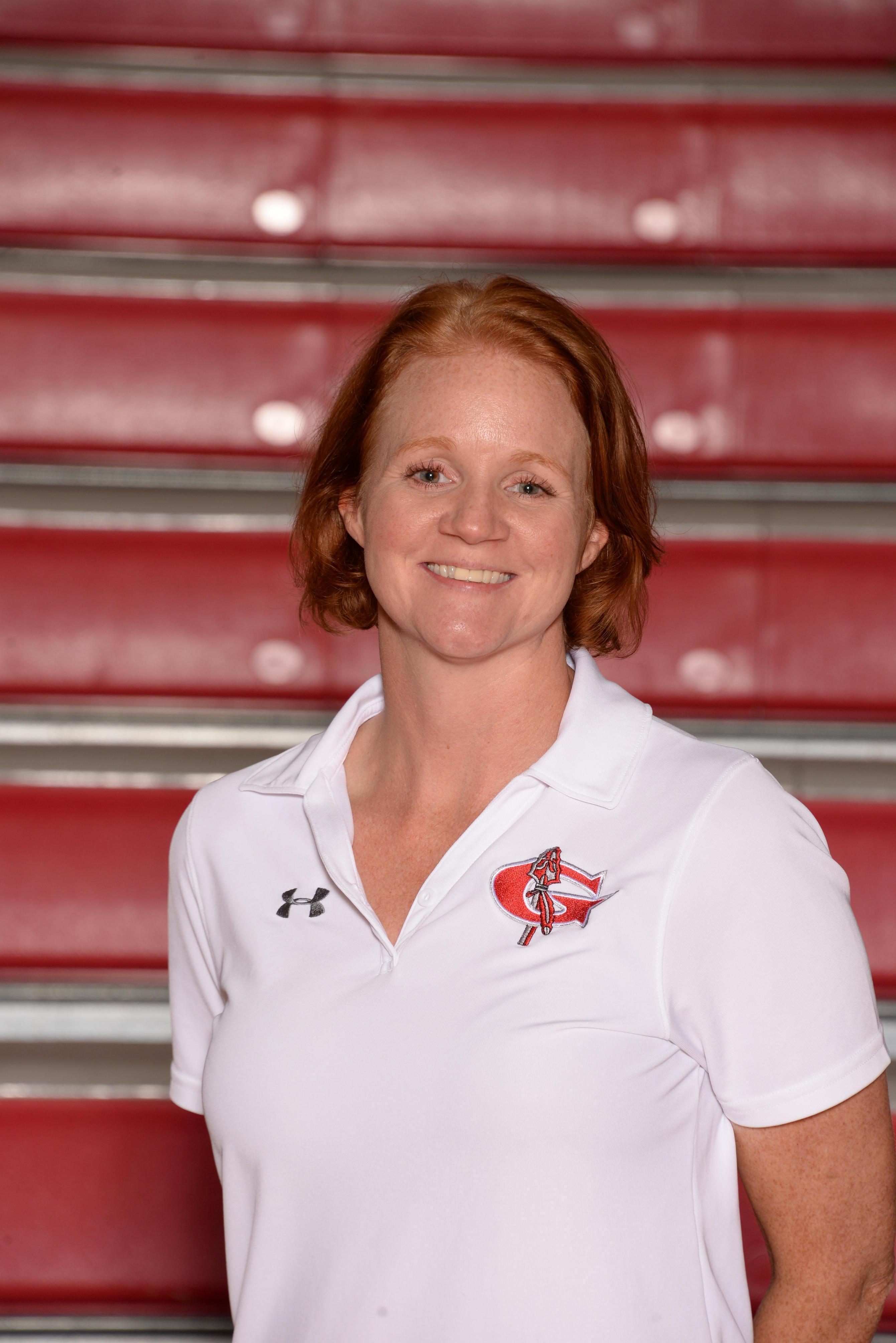 Asst. Coach Sonya Myers