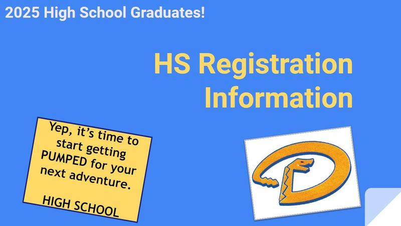 8th Graders! Are you ready to register for high school? Featured Photo