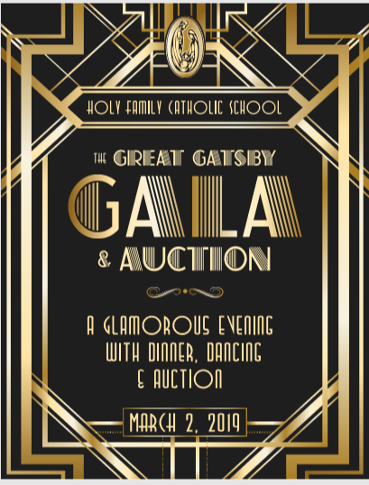 SAVE THE DATE  - HFCS Gala - March 2, 2019 Featured Photo