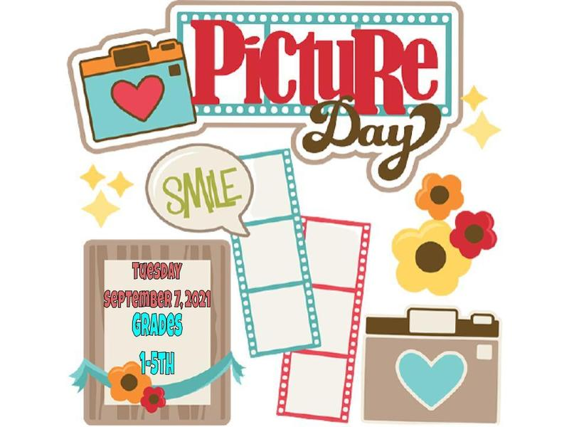 Picture Day Grades 1-5th Featured Photo
