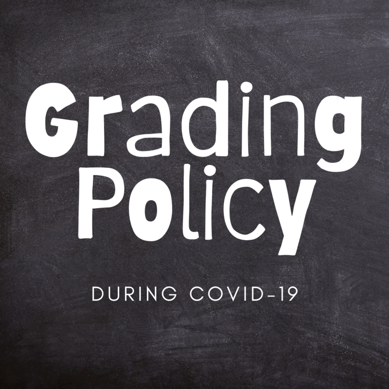 Grading Policy - 4th Nine Weeks, 2020 Featured Photo