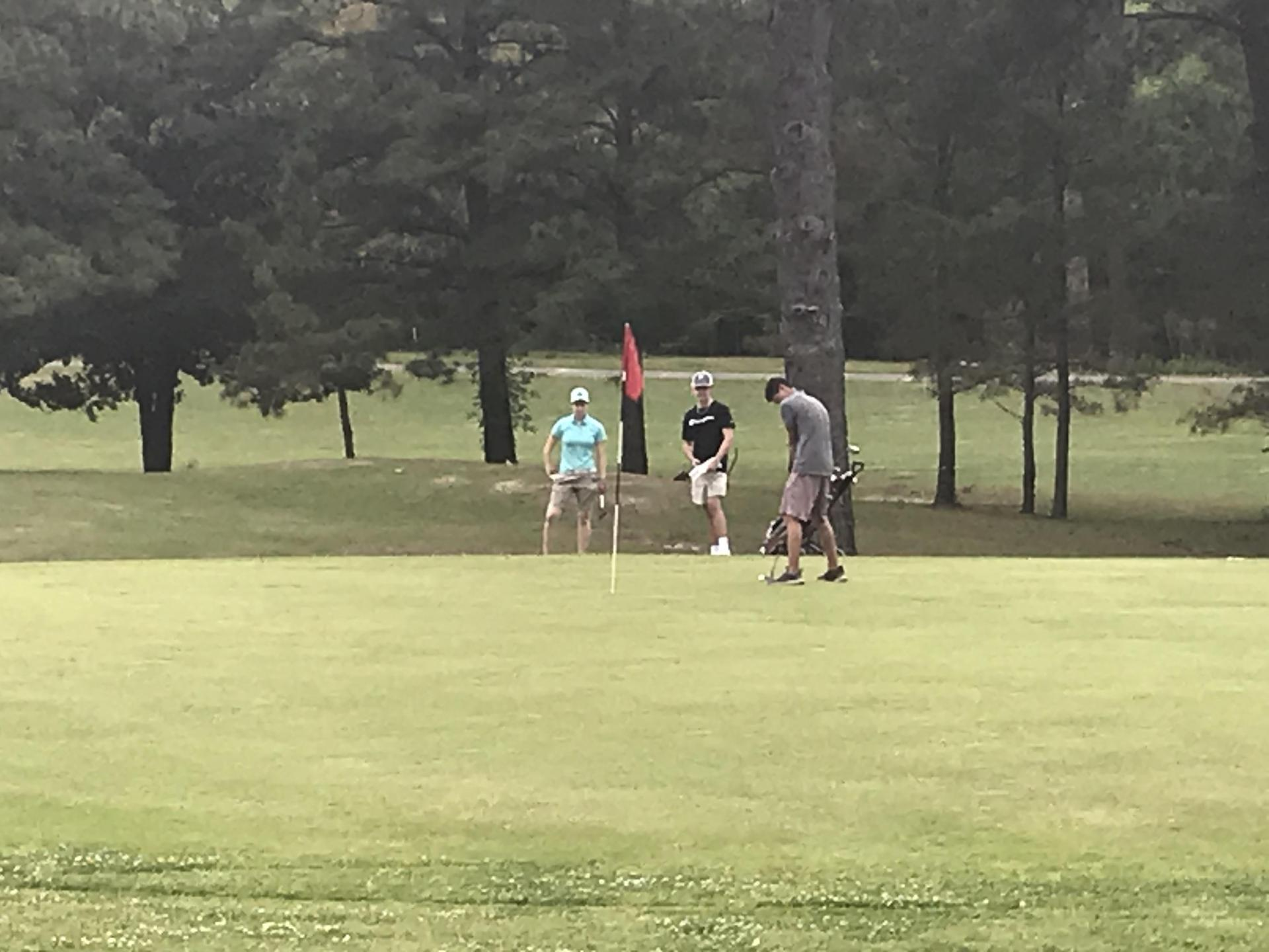 CHS Golf Match at Lakeview Golf Course