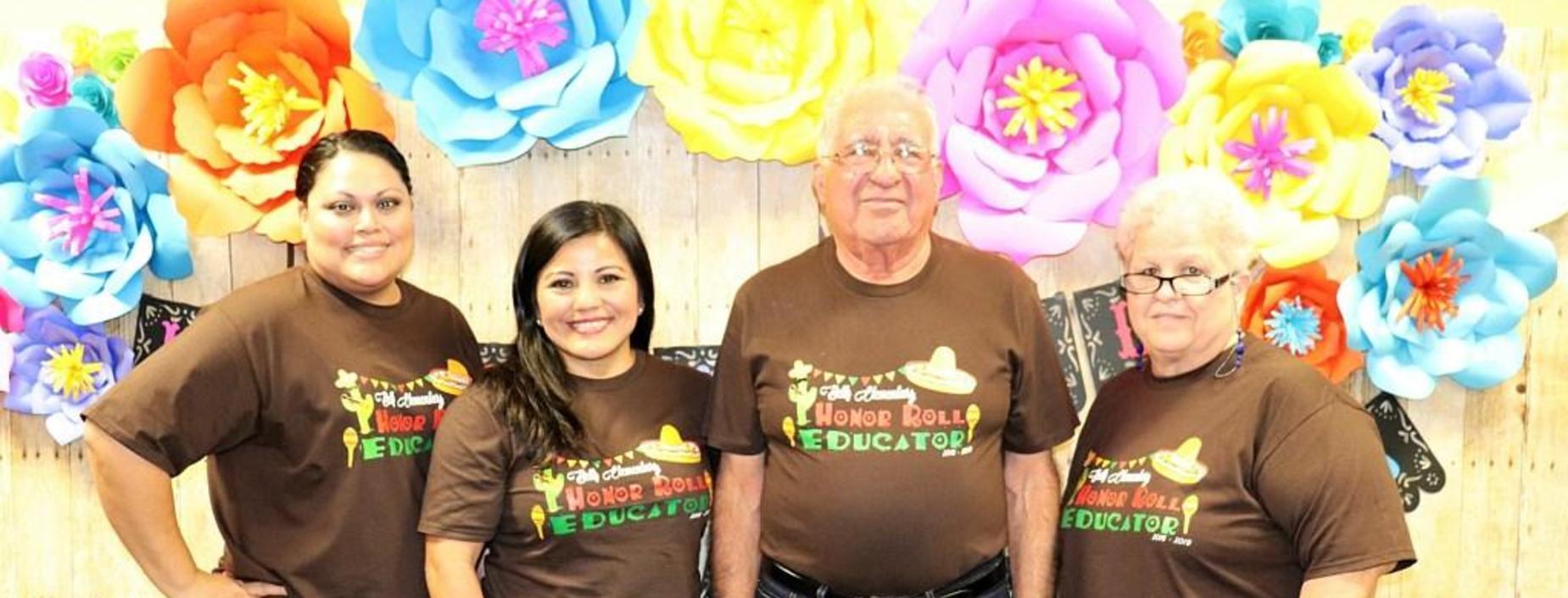 Image of first grade teachers
