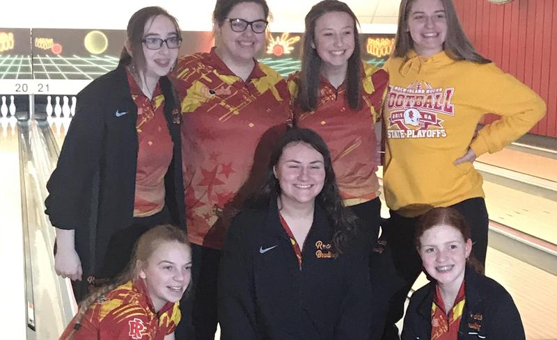 Rocky Girls' Bowling Advances to State Featured Photo