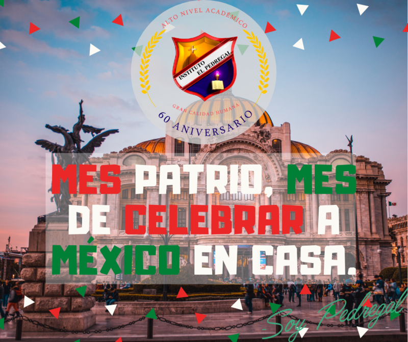 Feliz mes patrio. Featured Photo