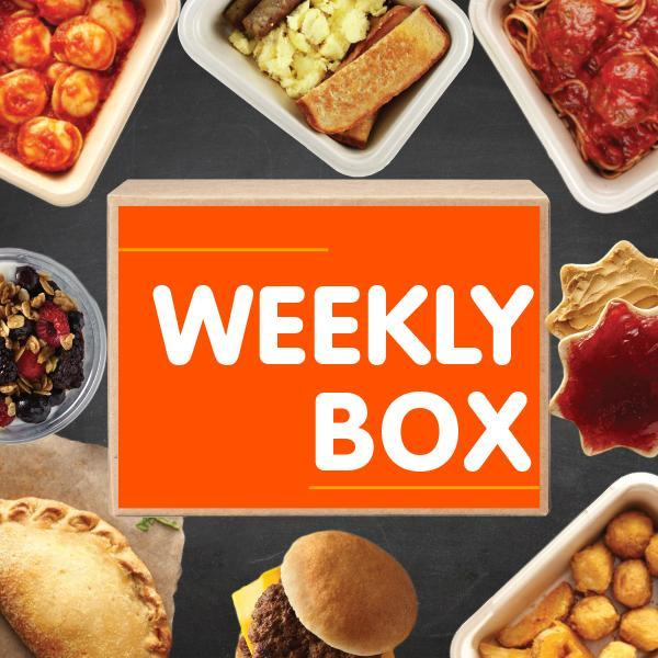 Weekly Lunch Box