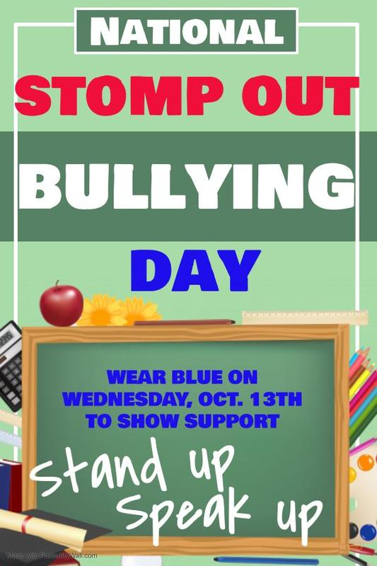 National Stomp Out Bullying Day Thumbnail Image