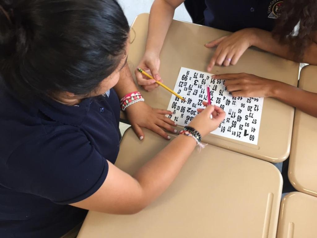 first day of school mind games activity