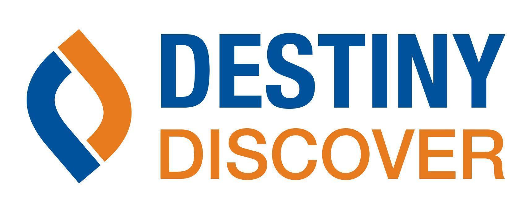Destiny Discover Online Logo