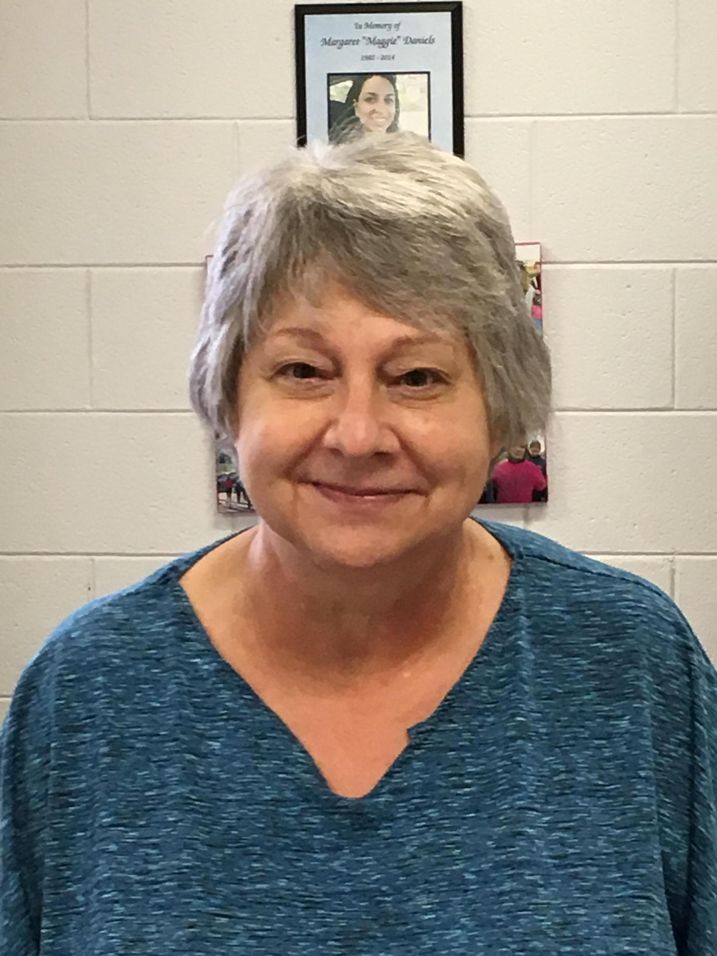Yvonne Dietrich - DHS Cafeteria Manager