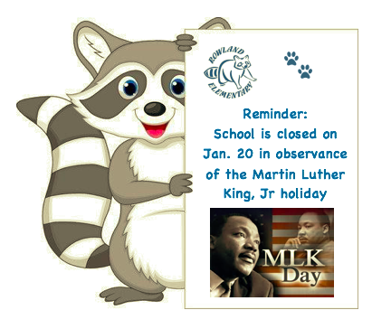 School Holiday - Martin Luther King, Jr Featured Photo