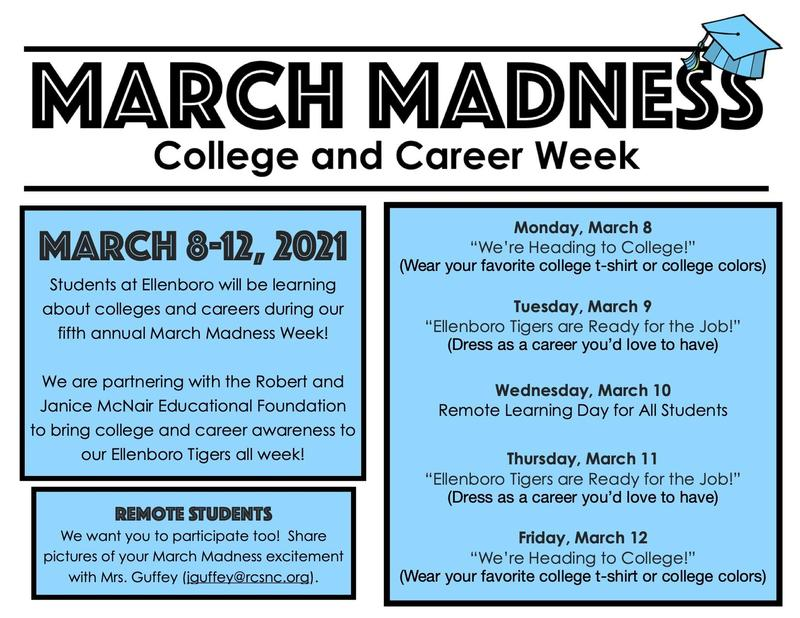 March Madness - College & Career Week Featured Photo