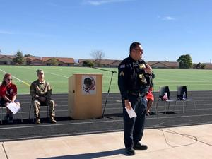 CSMS Red Ribbon Ceremony