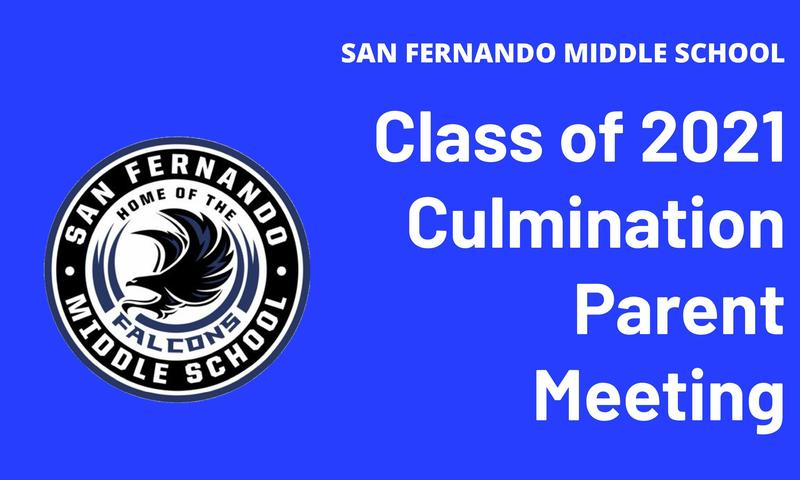 Parent Meeting Culmination 2021 Featured Photo