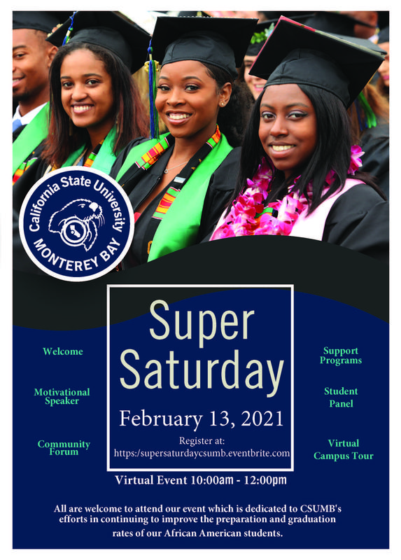 CSUMB Super Saturday
