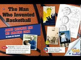 The Man Who Invented Basketball