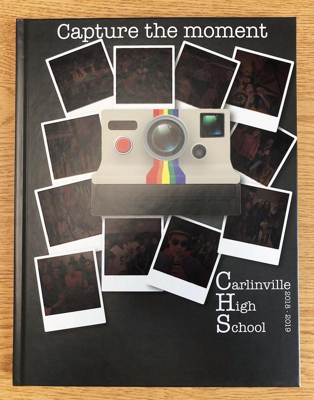 2018-2019 Carlinville High School yearbook