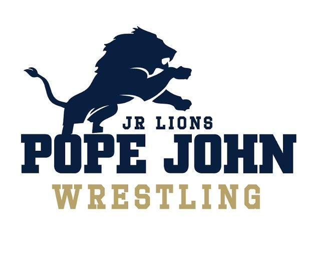 Pope John Jr Lions wrestling registration for 2018-19 now open Thumbnail Image