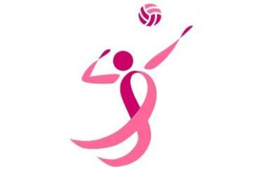 Maspeth High School Raises Cancer Awareness - Staff vs Student  Volleyball Tourney Featured Photo