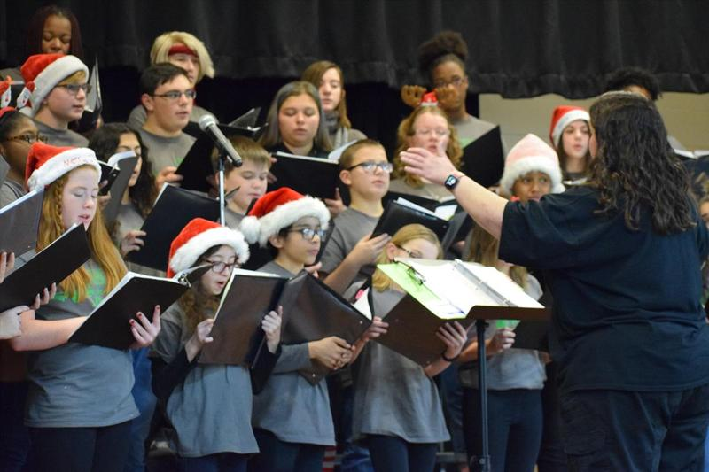 Don't miss the CMS Winter Concert on Dec. 18 Thumbnail Image