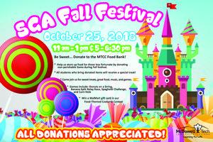 SGA Fall Festival 2018