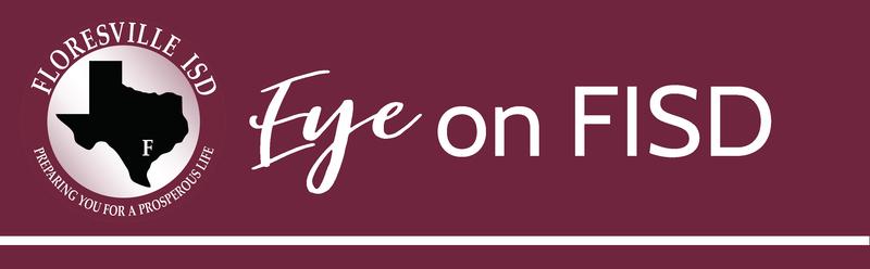 Eye on FISD newsletter logo