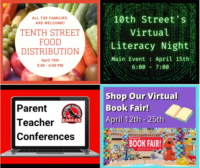 SPRING EVENTS Thumbnail Image