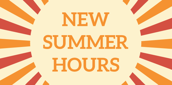 District Office Summer Hours Thumbnail Image