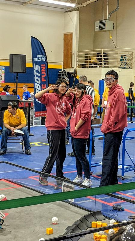 TJ Robotics Places 3rd in Arkansas Meet! Featured Photo