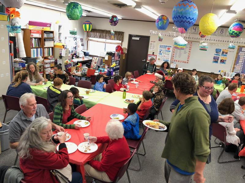 QHHS Holiday Potluck