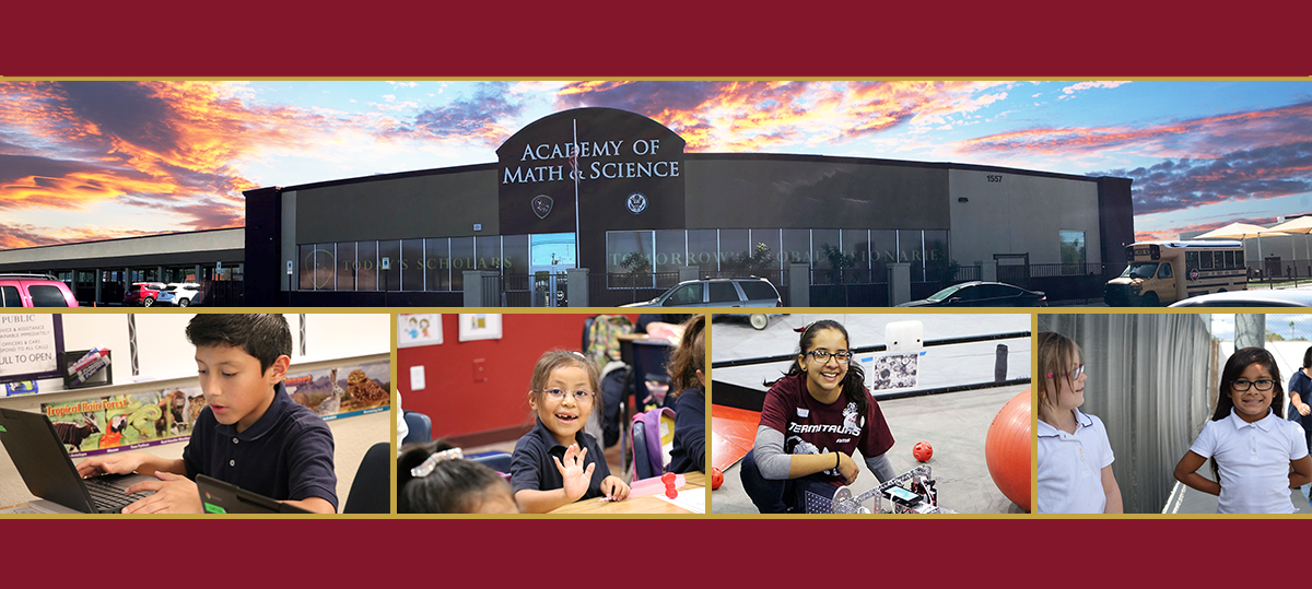 AMS - Academy of Math and Science - Prince __ Tucson Charter School
