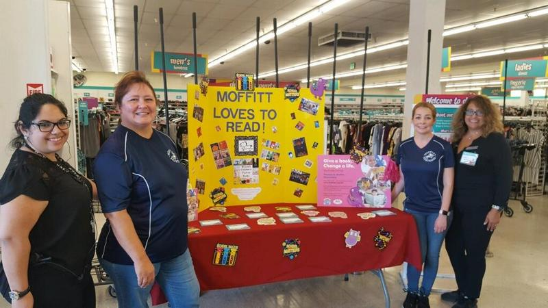 dd's is collecting donations for Moffitt Elementary Featured Photo