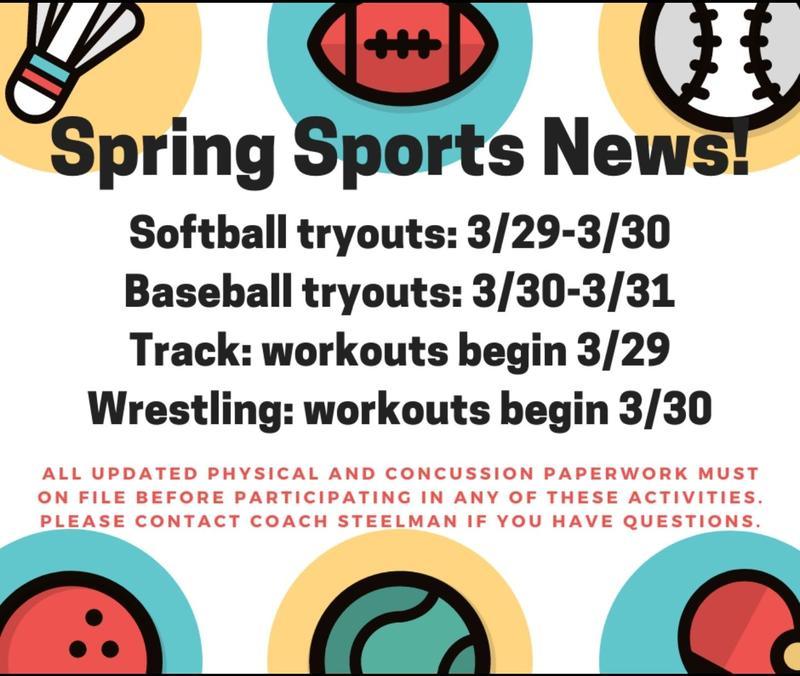 Spring Sports Thumbnail Image
