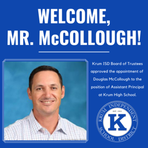 KHS Names New Assistant Principal Featured Photo