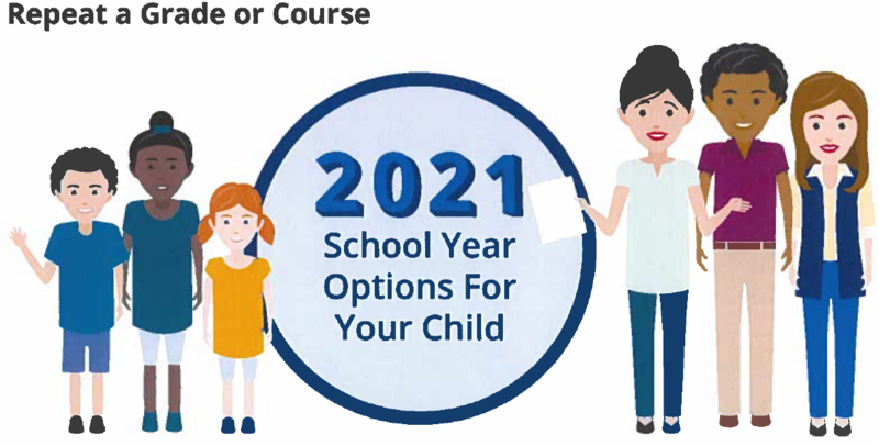 Parent Option for CCISD Students to Repeat a Grade or Course Featured Photo