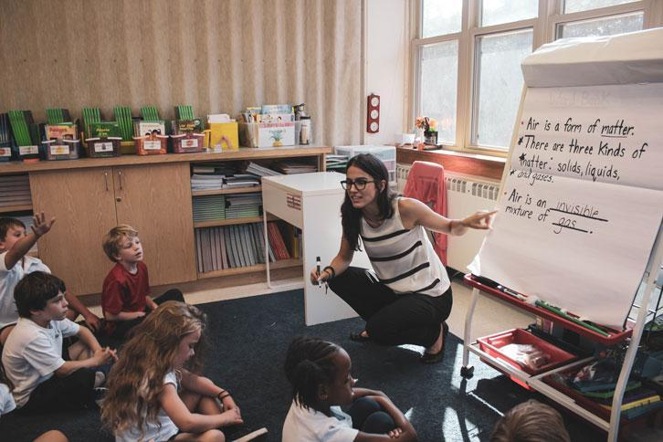 Elementary English Language Arts Unit at HudsonWay Immersion School