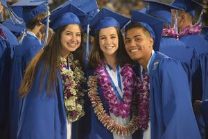 Temescal Canyon HS Commencement, June 6, 2018!