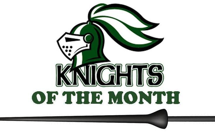 Knights of the Month