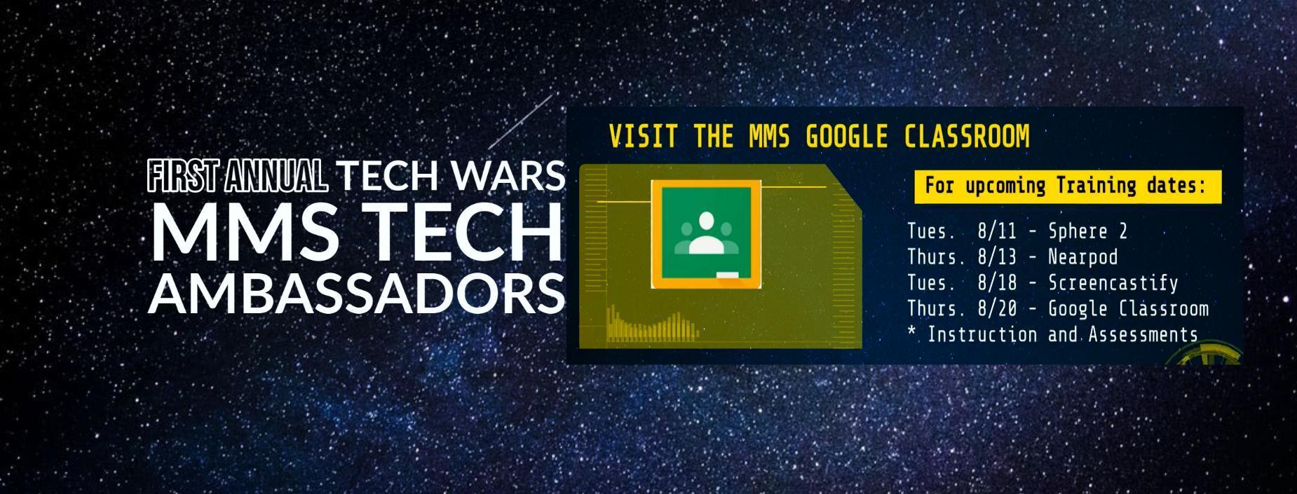 MMS Tech Wars